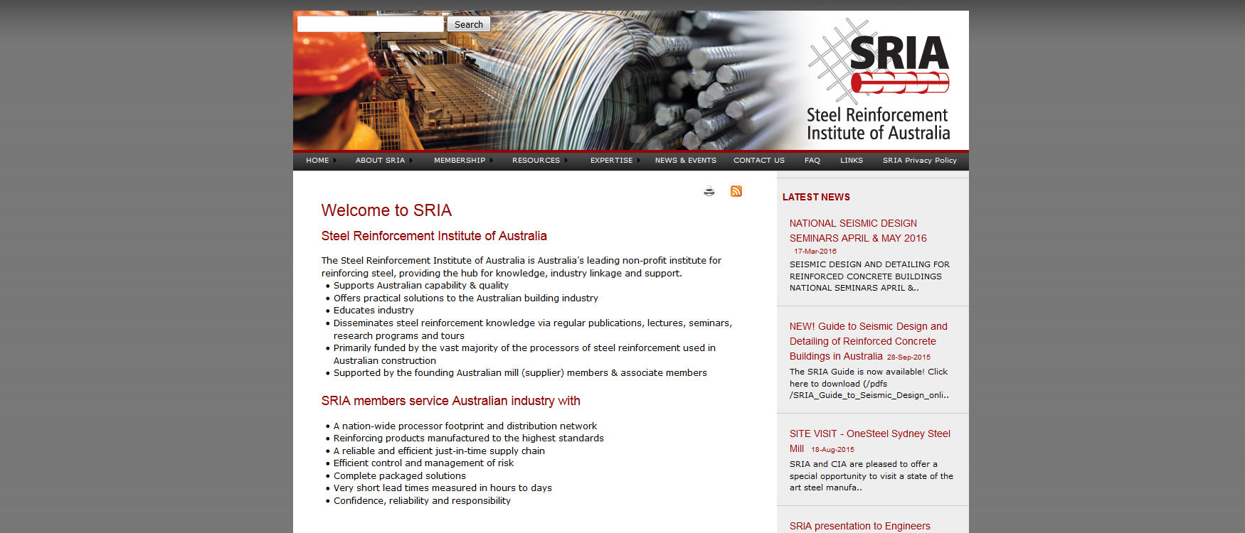 Steel Reinforcement Institute of Australia